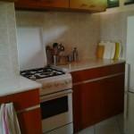 A konyha egy része